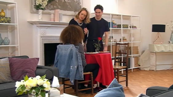 Flirtology lesson with Jean Smith and Joey Essex